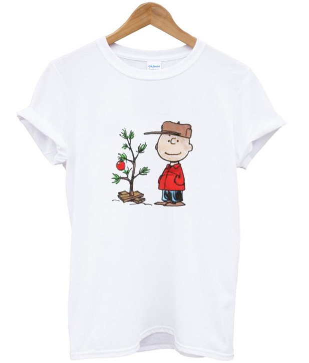 Charlie-Brown-Christmas-Tree-T-Shirt
