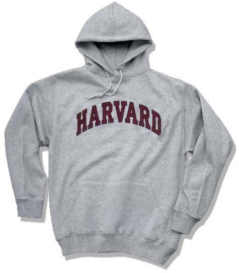 Harvard Unisex Hoodie