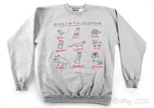 animal-i-can-kill-with-my-bare-hands-sweatshirt