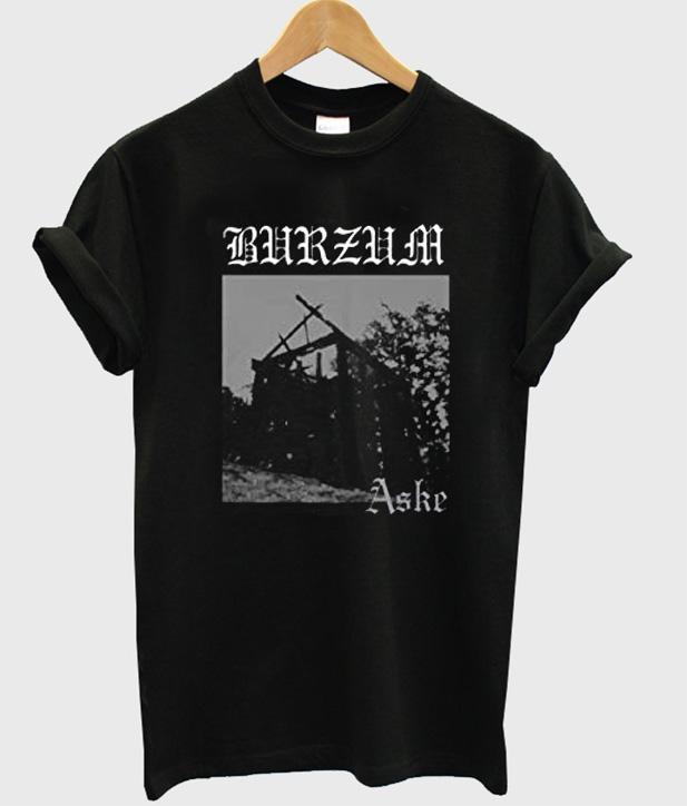 Burzum-Aske-T-Shirt