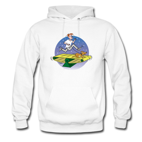 The-Treadmill-Funny-Hoodie