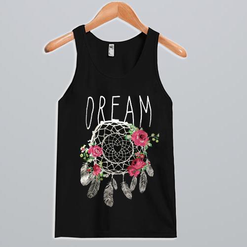 Dream-Rose-Tank-Top