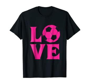 Love-Soccer-T-Shirt
