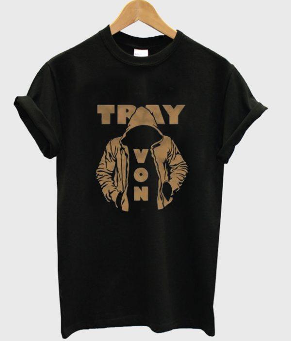 Tray-Von-T-shirt